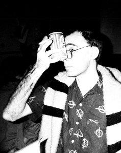 Caio fernando Abreu - C LS Toledo, 1985