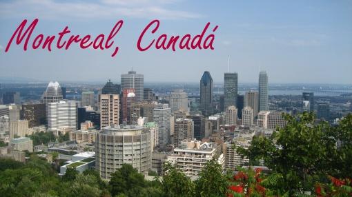 vista Montreal Parc Mont Royal Verao